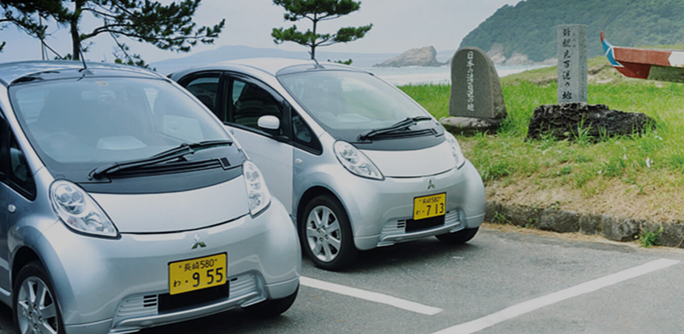Strategy for diffusing the next generation vehicles in Japan